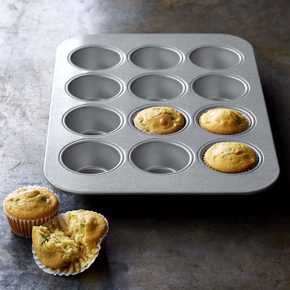 Williams Sonoma Open Kitchen 4-Piece Essentials Bakeware Set