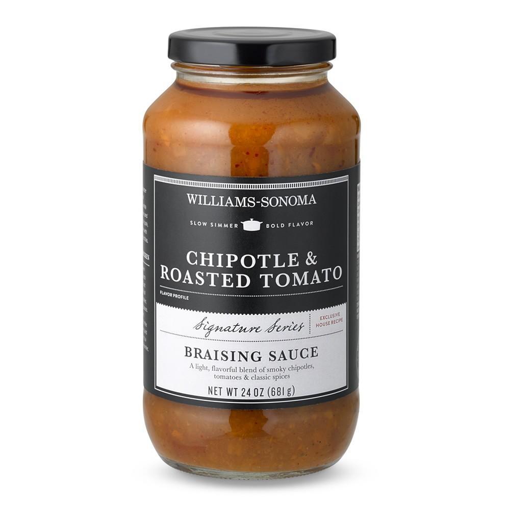 Williams-Sonoma Braising Sauce, Chipotle & Roasted Tomato ...