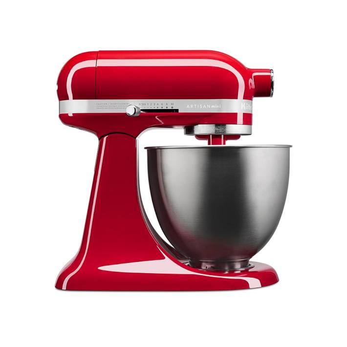 KitchenAid® Artisan Mini Stand Mixer Red | Williams Sonoma