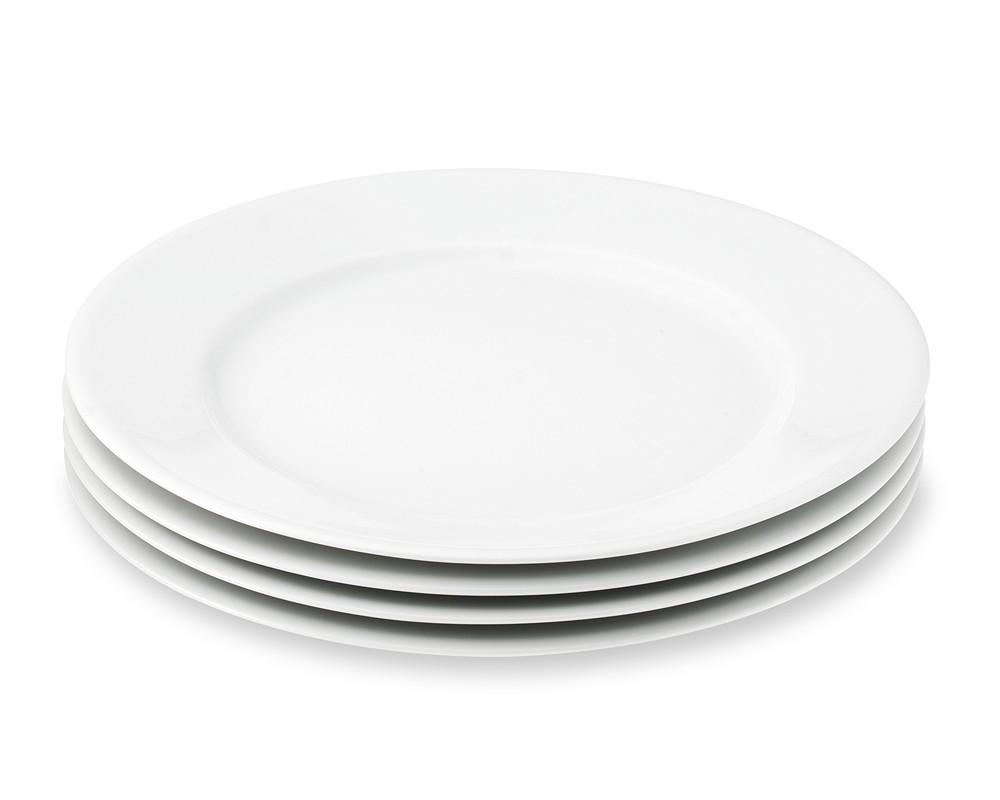 Apilco Très Grande Porcelain Dinner Plate