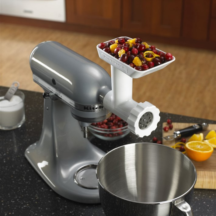 Kitchen Grinder: KitchenAid Stand Mixer Food Grinder/Mincer Attachment