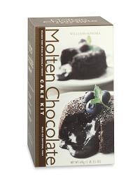 Williams Sonoma Molten Chocolate Cake Mix