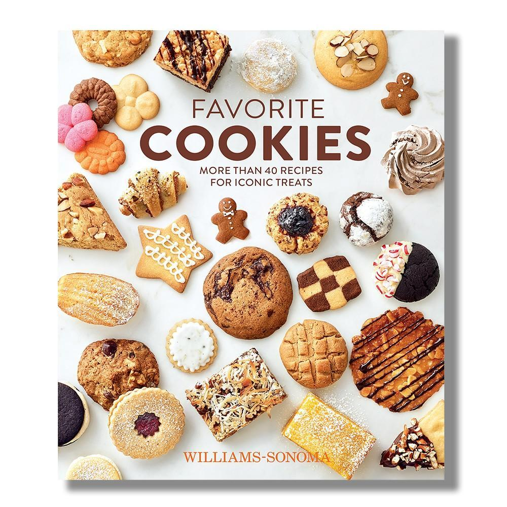 Williams Sonoma Test Kitchen: Favorite Cookies Cookbook