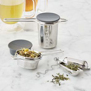 Williams Sonoma Ultimate Tea Maker's Tools