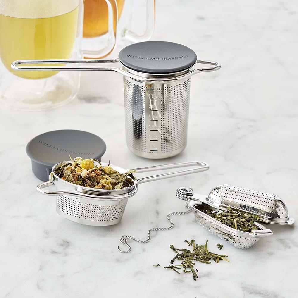 Williams Sonoma Ultimate Tea Maker's Tools