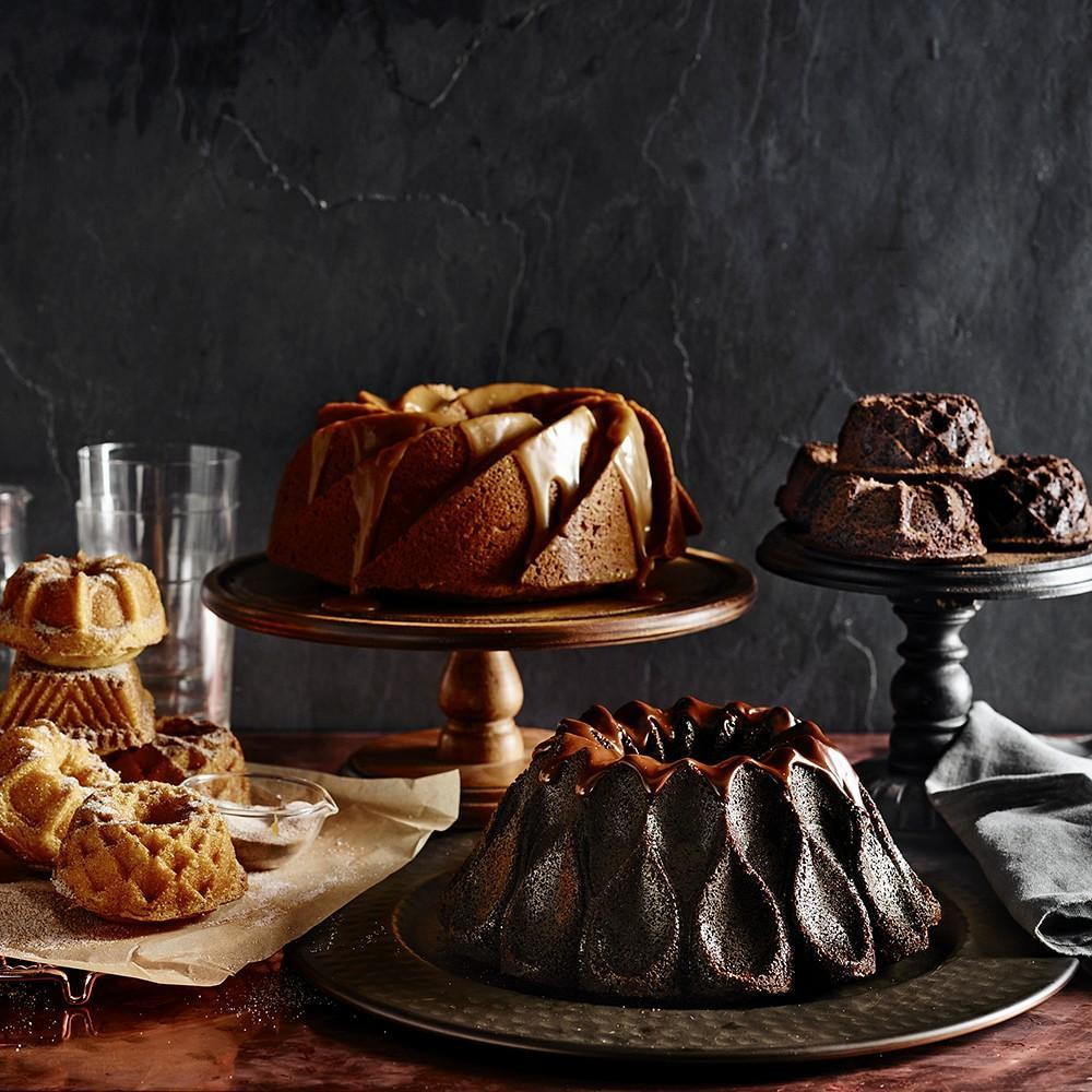 Nordic Ware Heritage Bundt 174 Pan Williams Sonoma Au