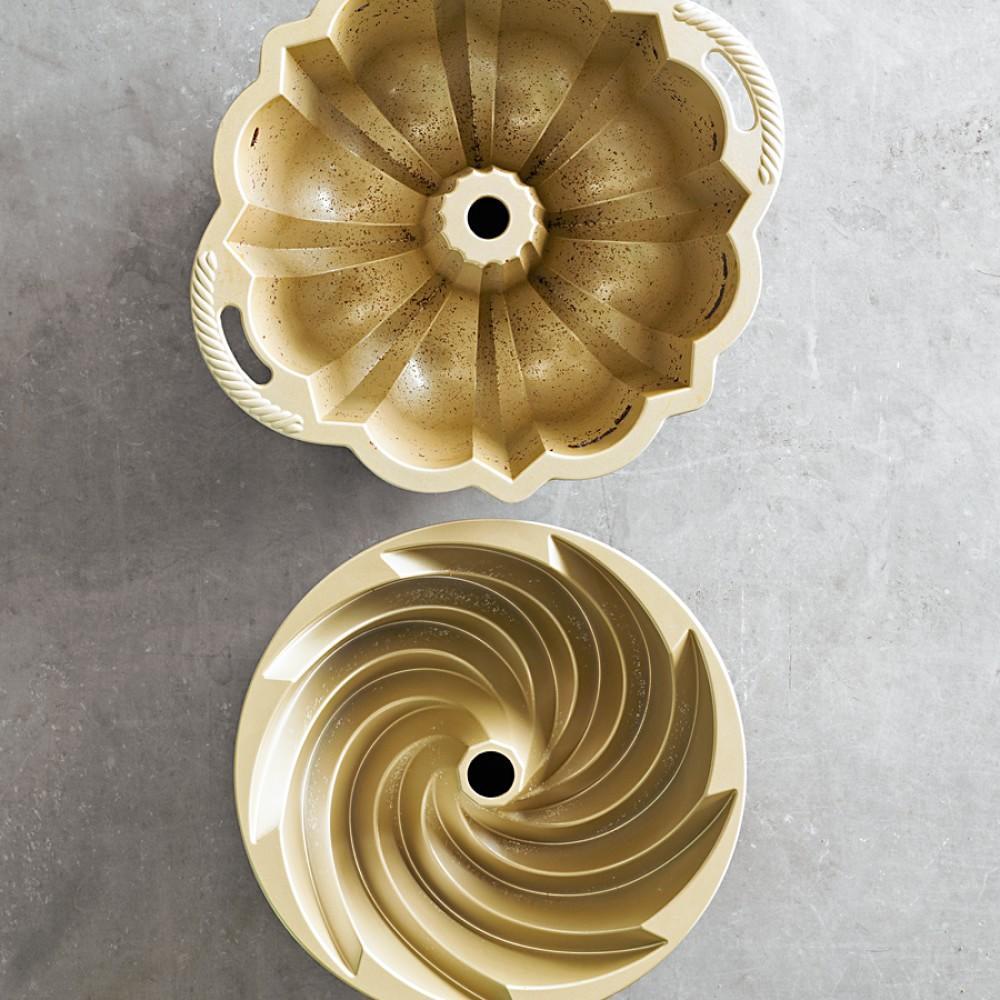 Nordic Ware Heritage Bundt 174 Pan Williams Sonoma Au
