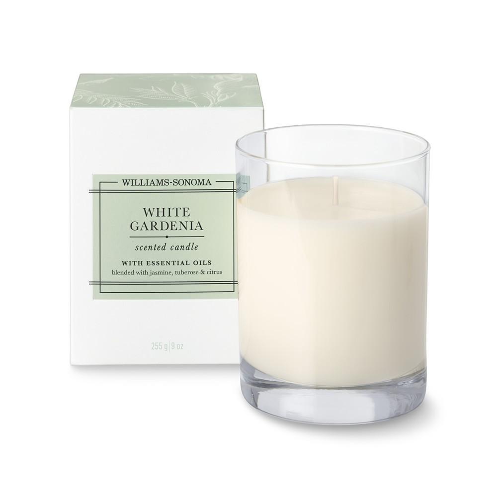 Williams Sonoma Candle, White Gardenia