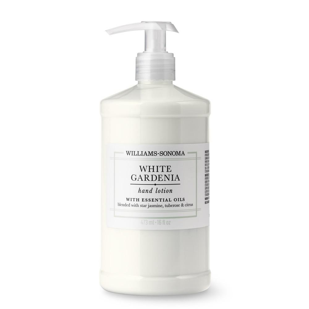Williams Sonoma Hand Lotion, White Gardenia