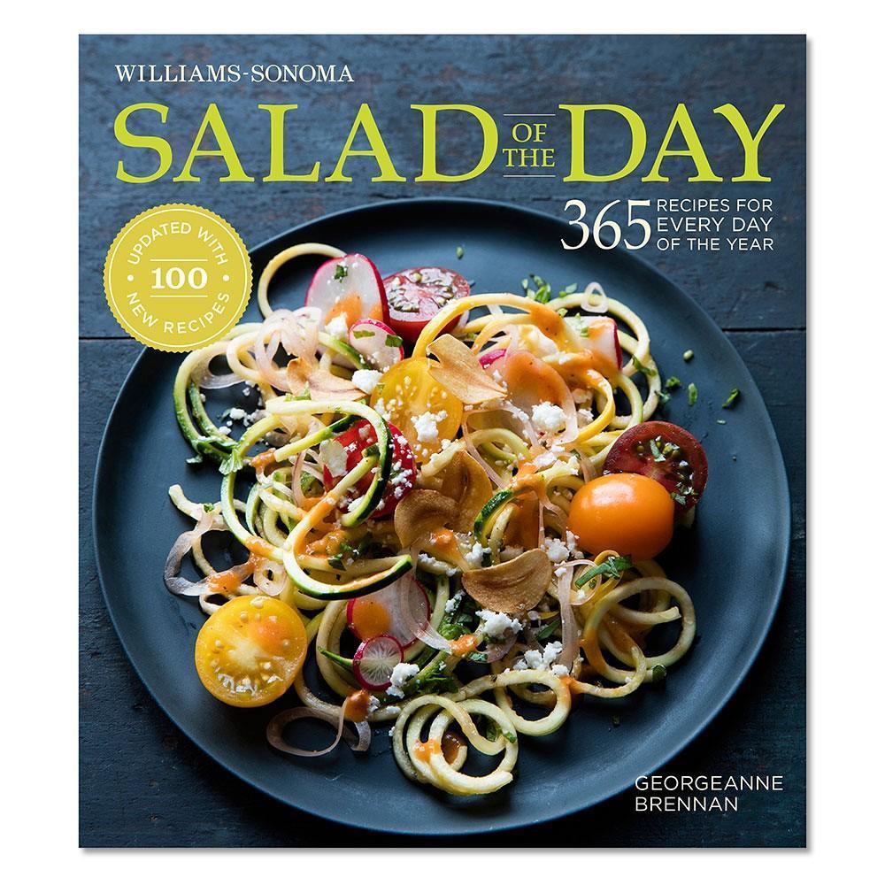 Williams Sonoma Salad of the Day Cookbook