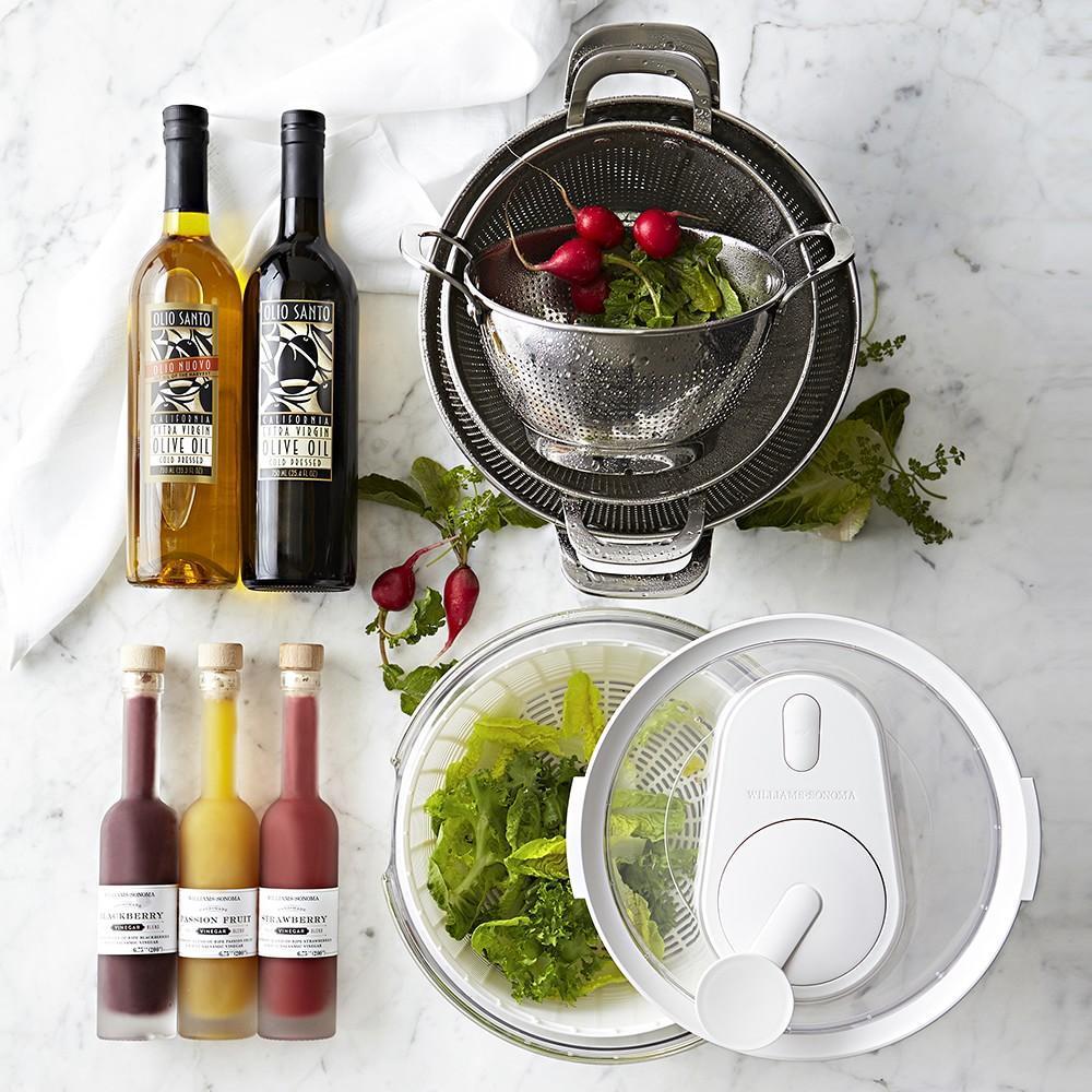 Williams Sonoma Salad Spinner