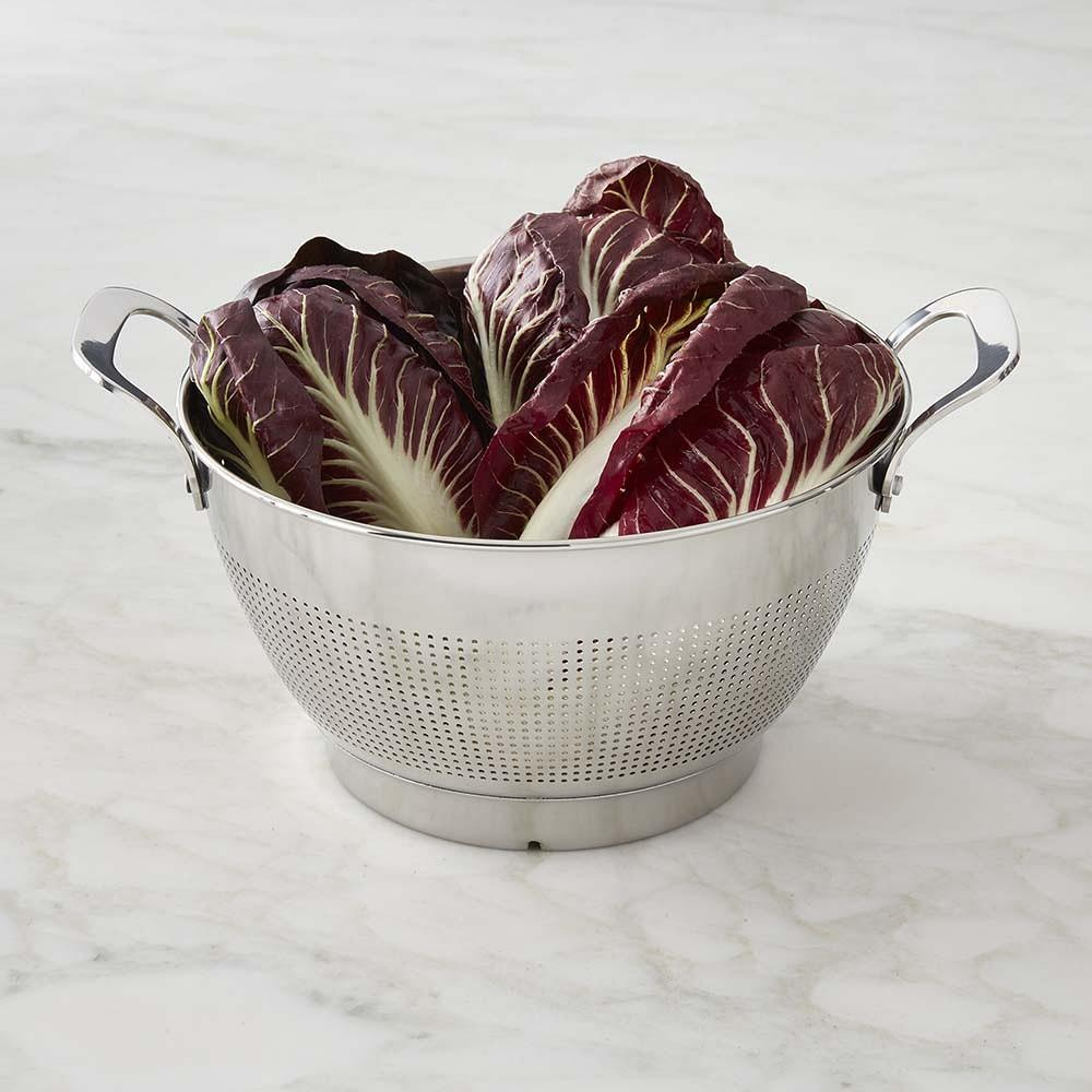 Williams Sonoma Stainless-Steel Colanders