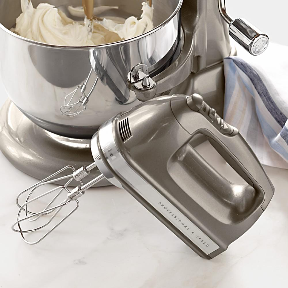 Kitchenaid 174 9 Speed Professional Hand Mixer Contour
