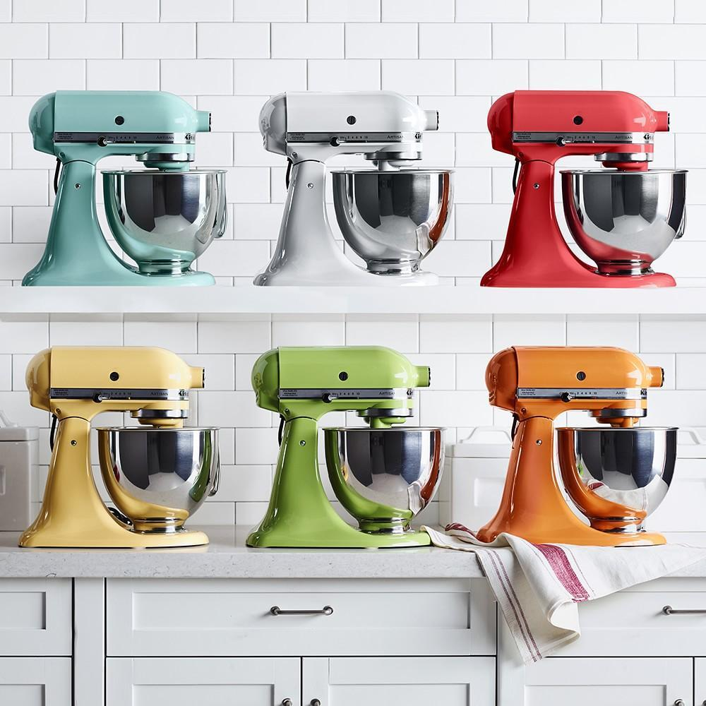 How To Make A Cake In A Kitchenaid Stand Mixer