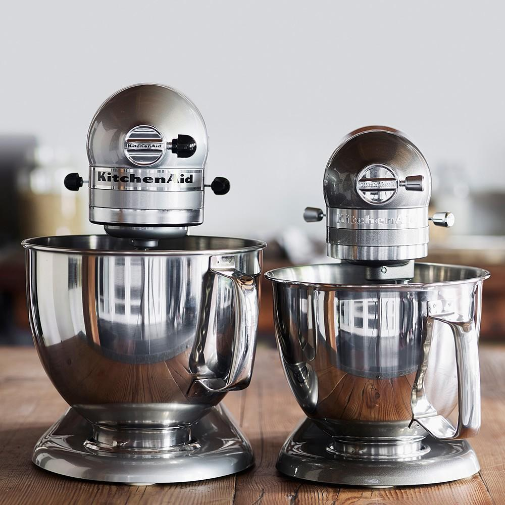 KitchenAid® Artisan Stand Mixer, Contour Silver | Williams Sonoma AU