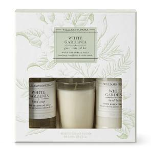 Williams Sonoma Guest Set, White Gardenia