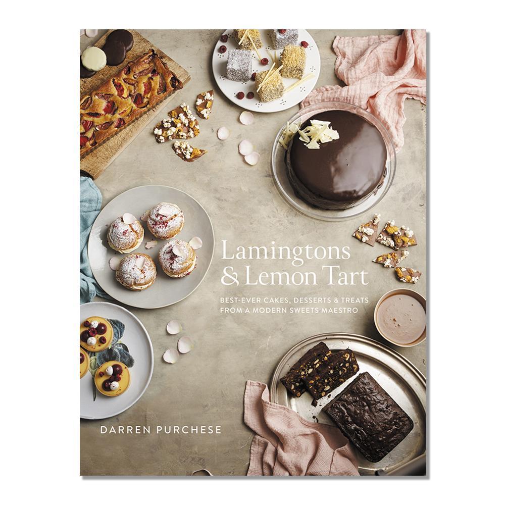 Lamingtons & Lemon Tart Cookbook