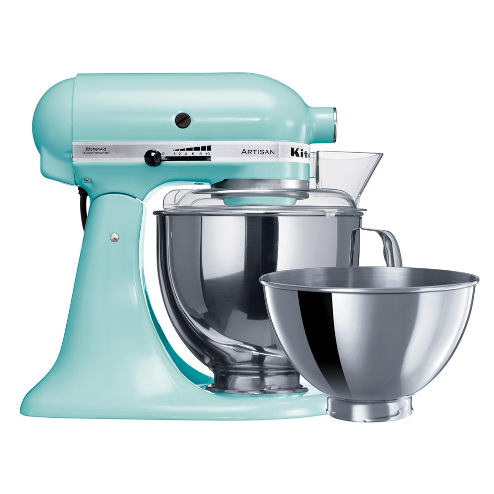 Kitchenaid 174 Artisan Stand Mixer Ice Blue Williams Sonoma Au