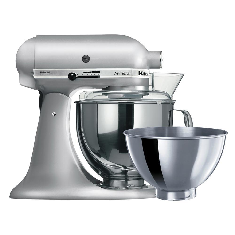 KitchenAid® Artisan Stand Mixer, Contour Silver
