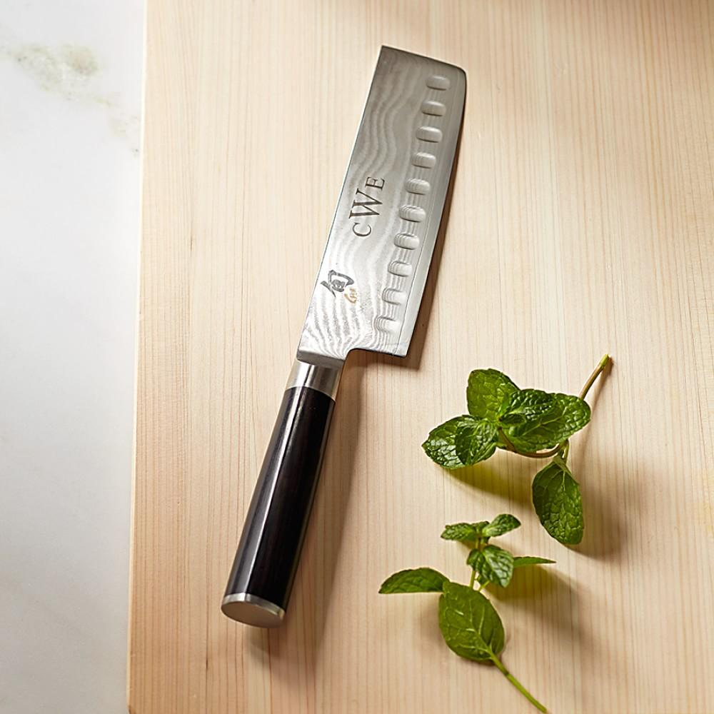 Shun Classic Hollow-Ground Nakiri Knife
