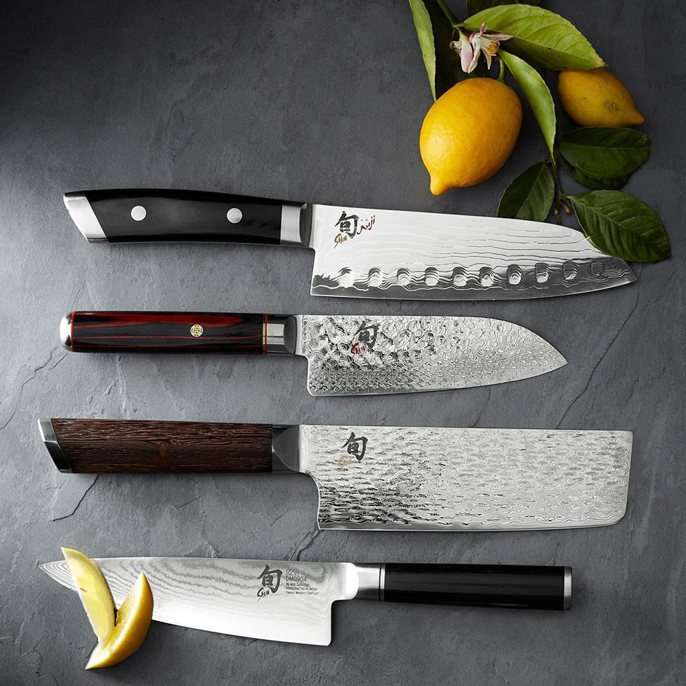 Shun Classic Western Chef S Knives Williams Sonoma Au