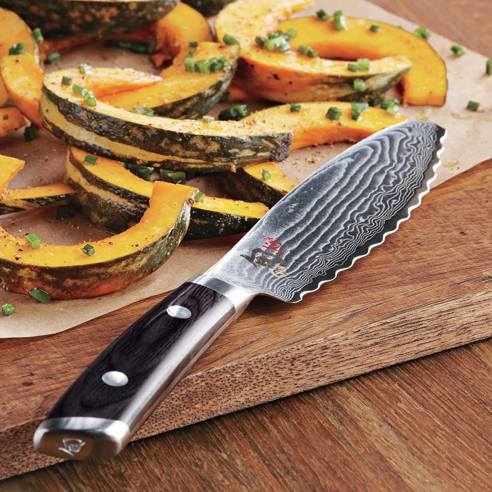 Shuns Kitchen: Shun Kaji Ultimate Utility Knife