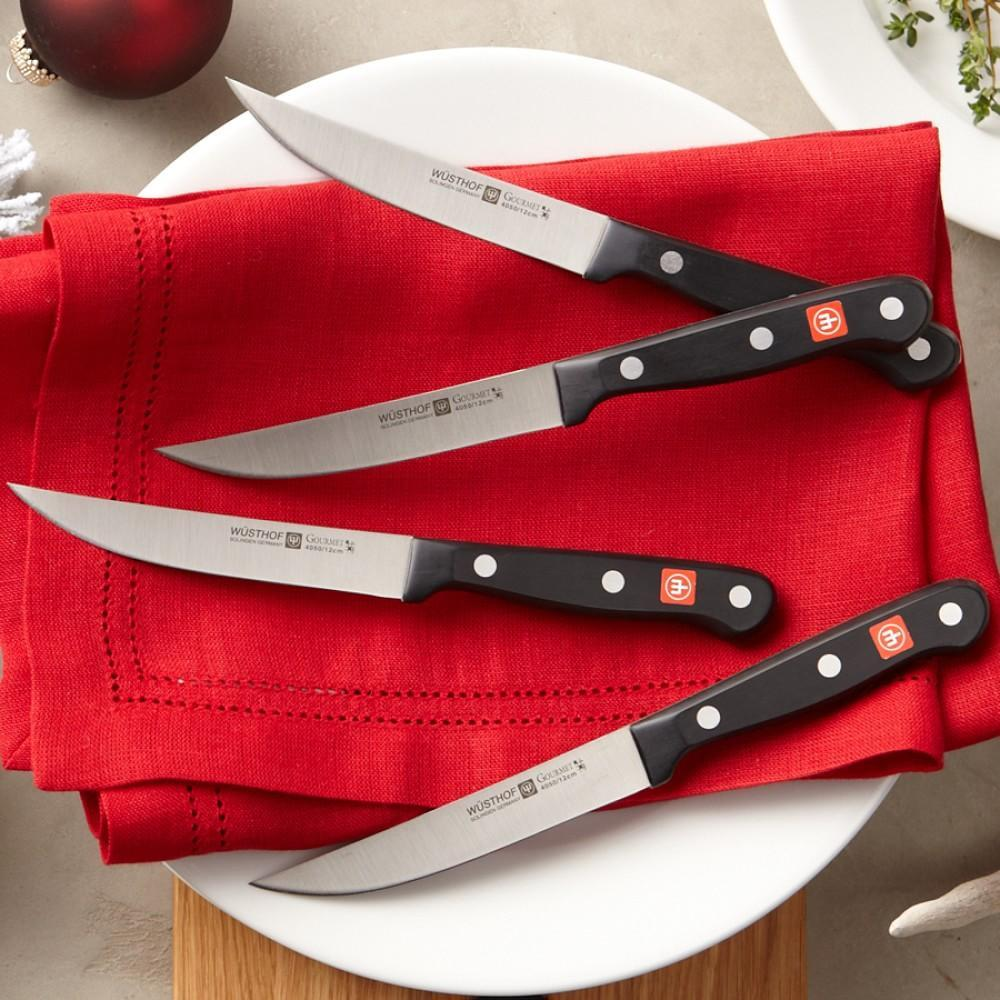 Wüsthof Gourmet Steak Knives
