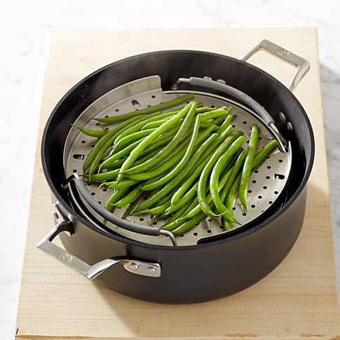 Calphalon Elite Nonstick Steam & Poach