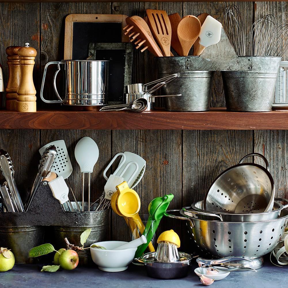 Williams Sonoma Open Kitchen Beechwood Fat Spoon