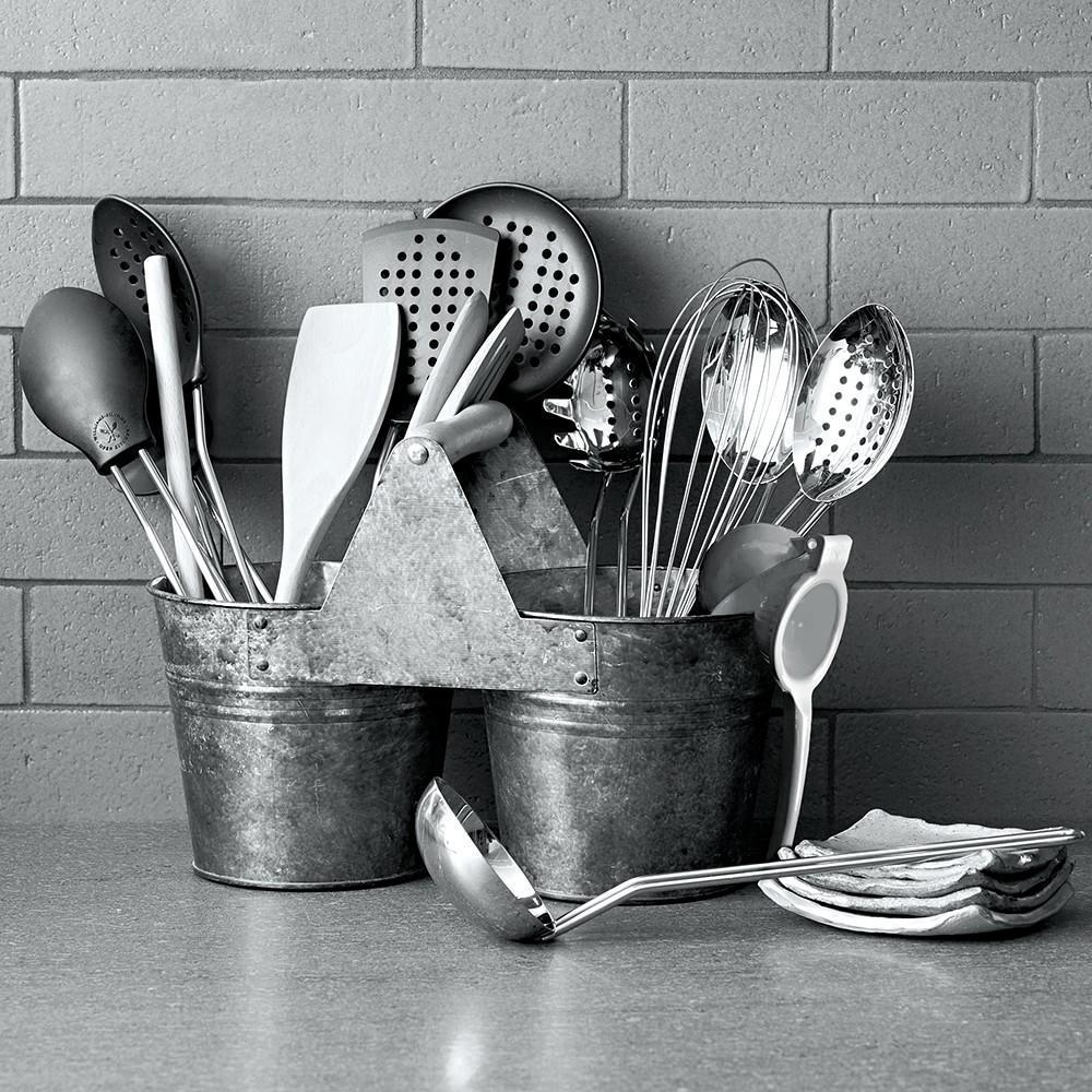 Williams Sonoma Open Kitchen Stainless-Steel Spoon