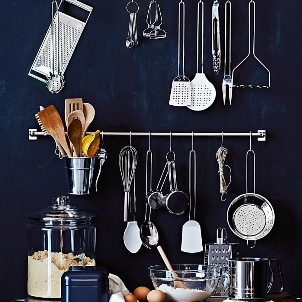 Williams Sonoma Open Kitchen Stainless-Steel Pasta Fork