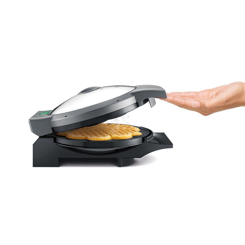 Breville Crisp Control Waffle Maker