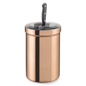 Copper Knife Holder