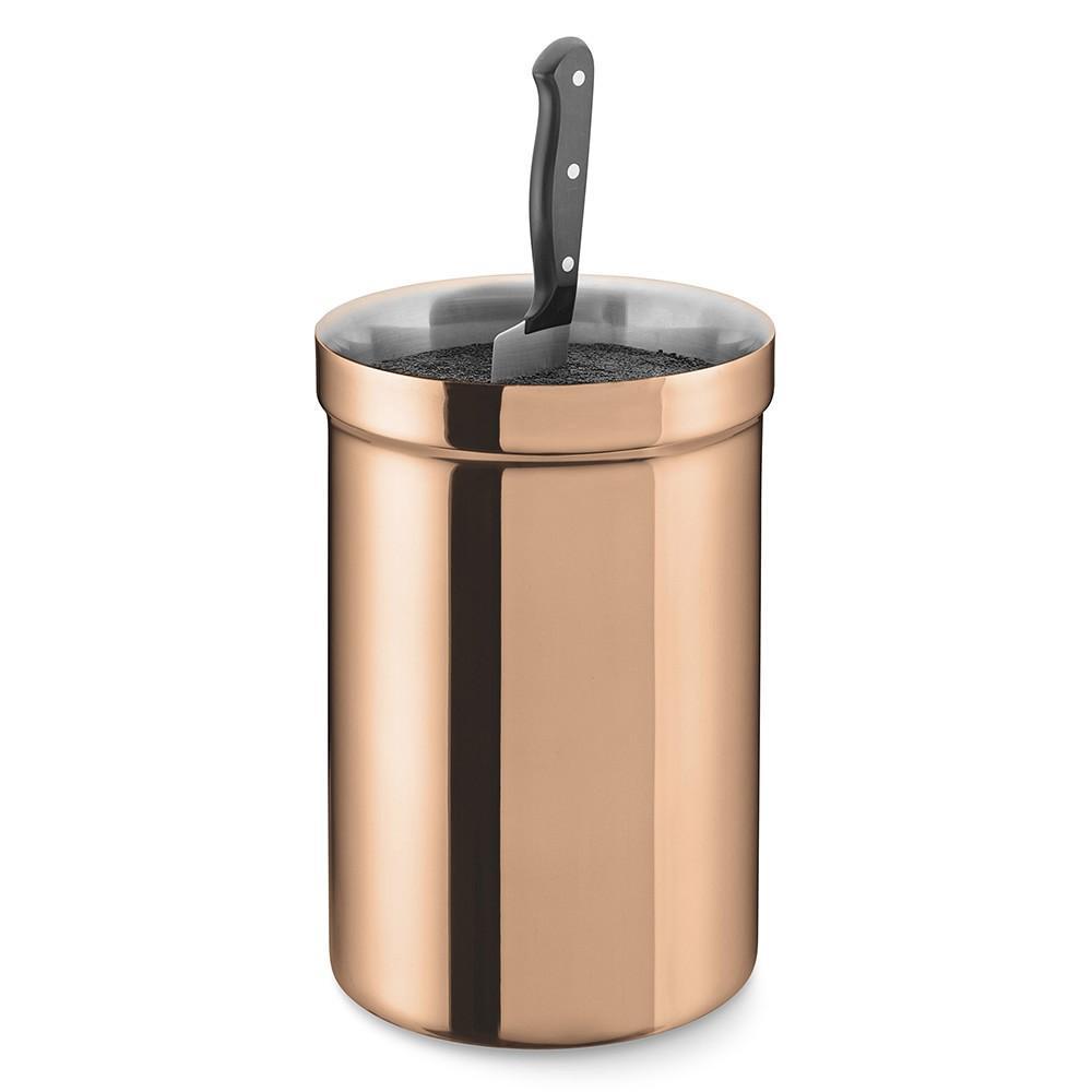 Copper Knife Holder