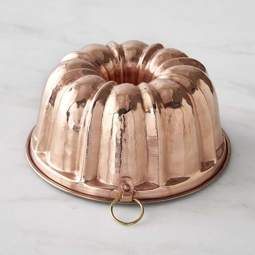 Ruffoni Historia Copper Cake Moulds