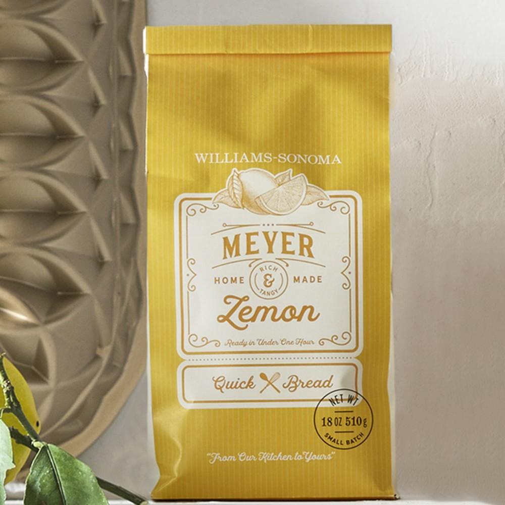 Williams Sonoma Meyer Lemon Quickbread Mix