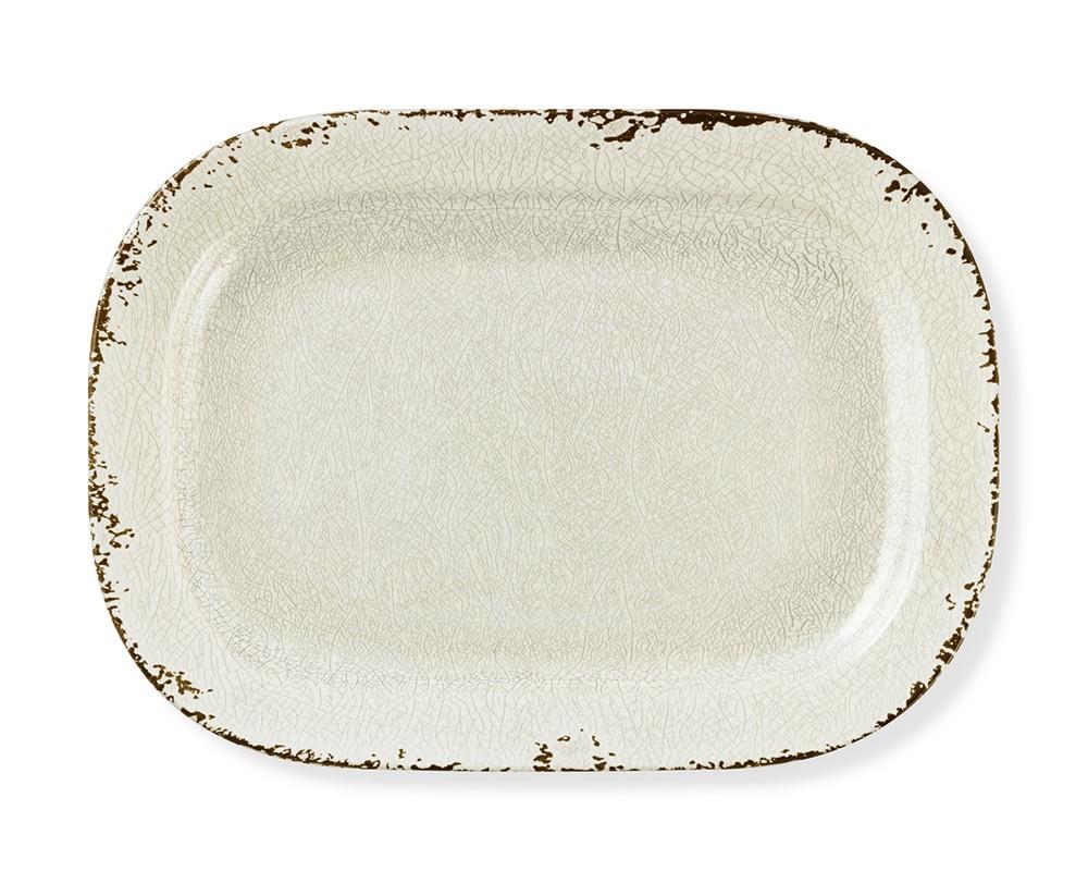 Rustic Outdoor Melamine Platter