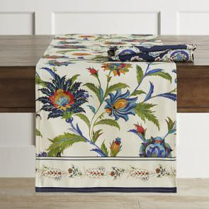 Iznik Table Runner
