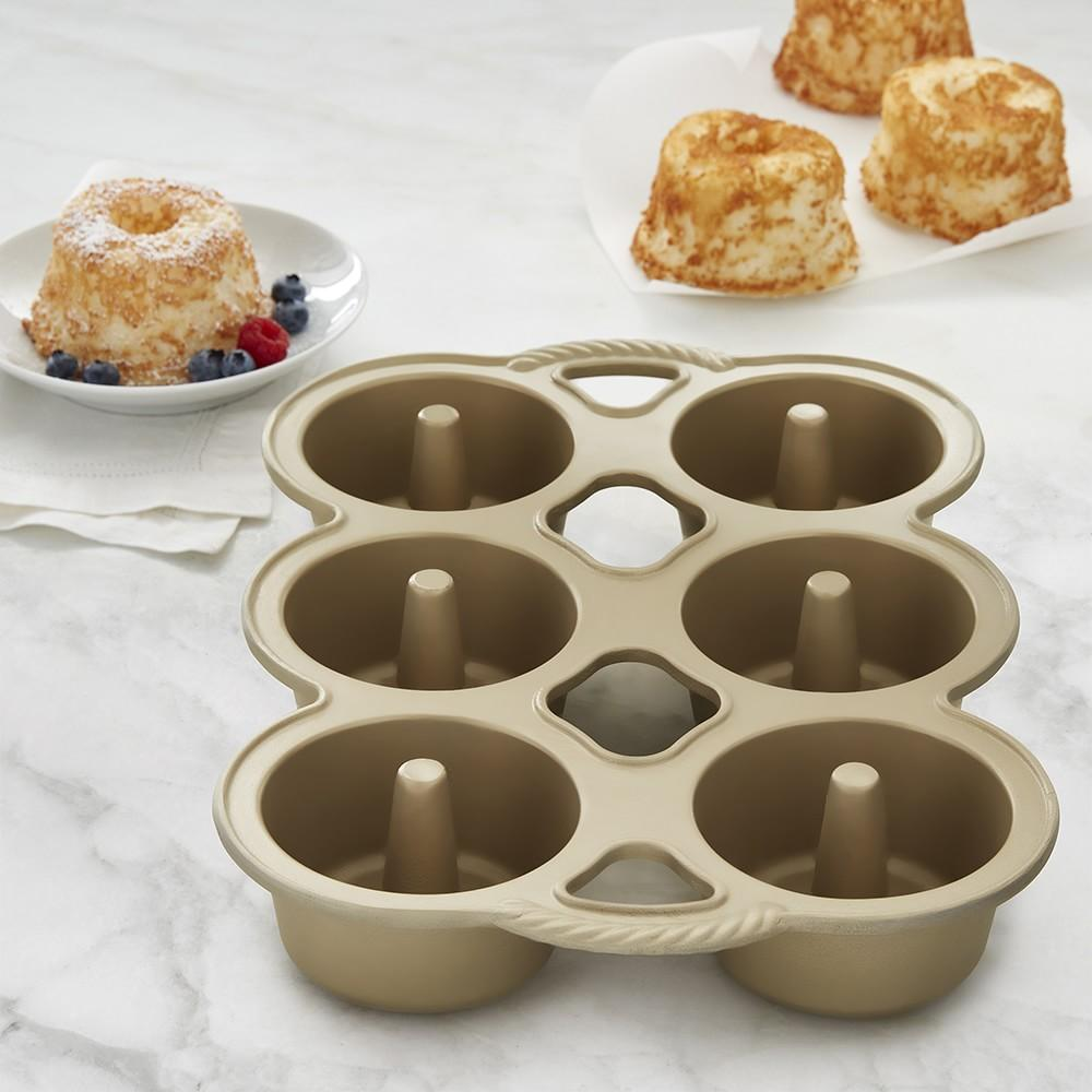 Nordic Ware Mini Angel Food Cake Pan