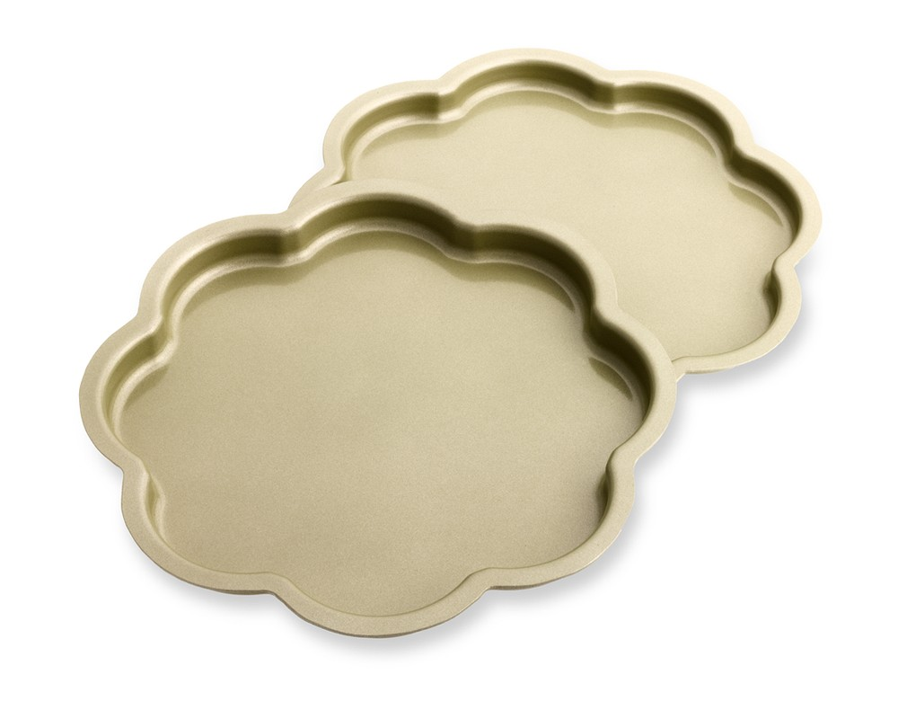 Celebration Layer Cake Pans, Set of 2