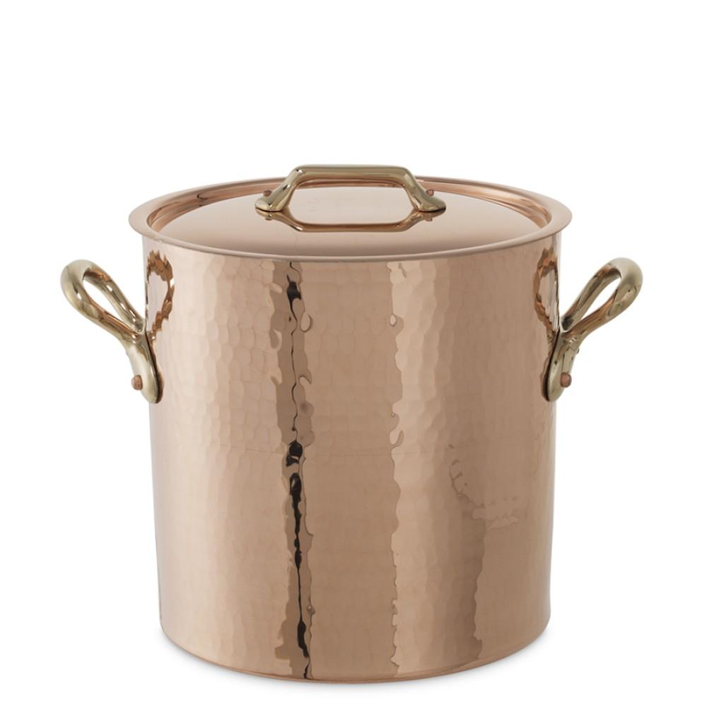 Mauviel Copper Stockpot