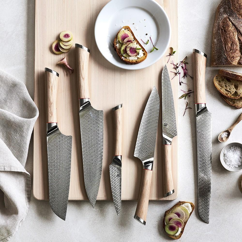 Shun Hikari 23cm Bread Knife