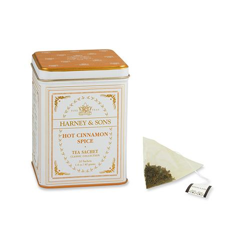 Harney & Sons Hot Cinnamon Spice Tea Bags