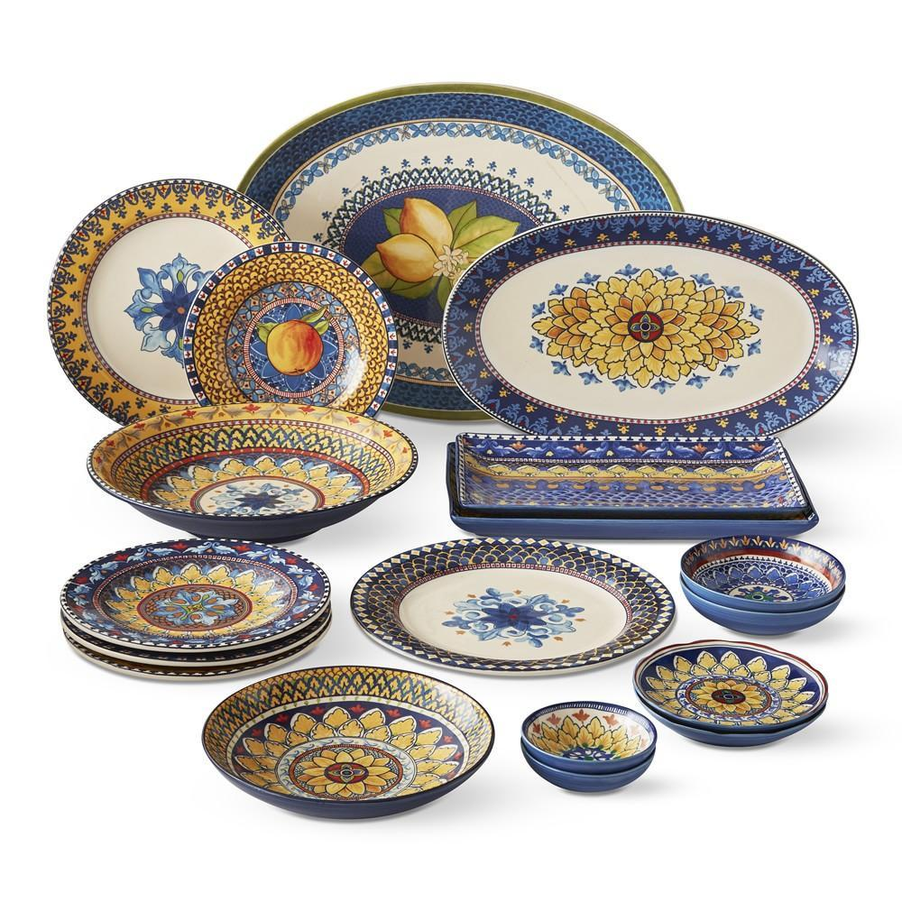 Sicily Dinnerware Collection