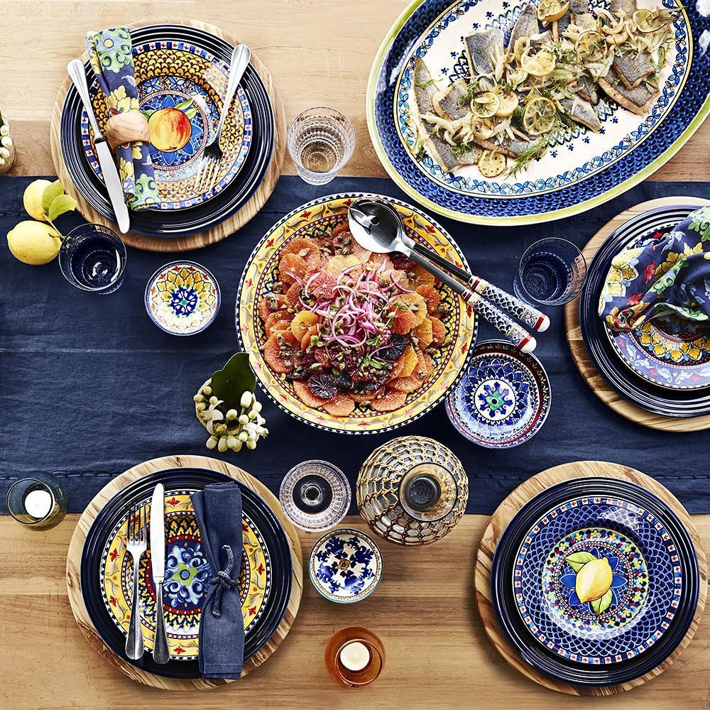Sicily Salad Plate