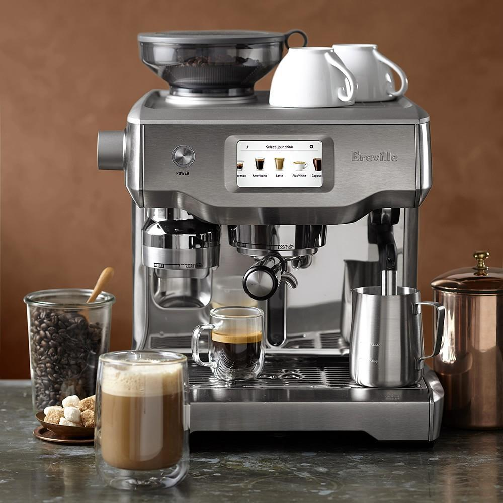 Breville Oracle Touch Espresso | Williams Sonoma AU