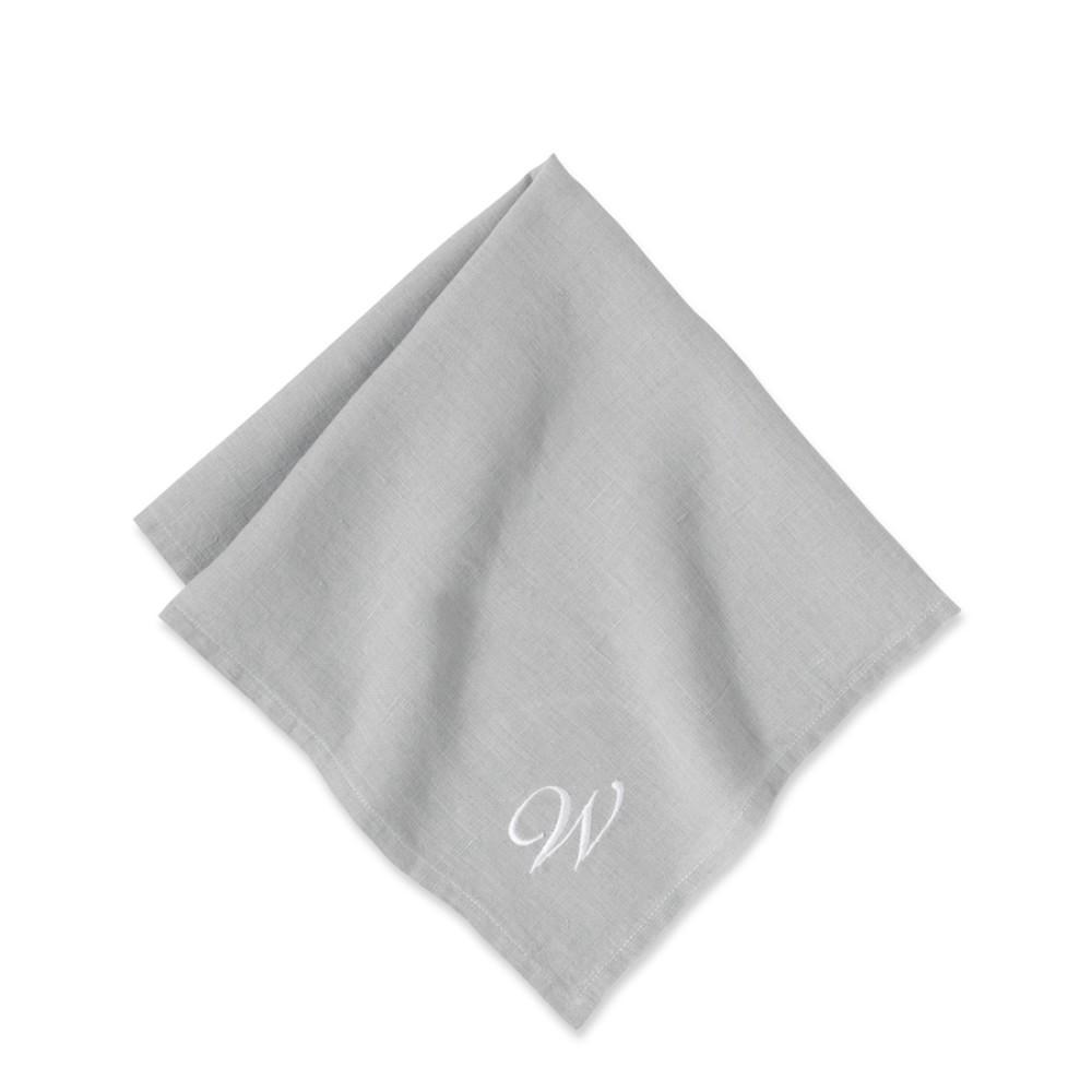 Italian Washed Linen Napkins, Set of 4