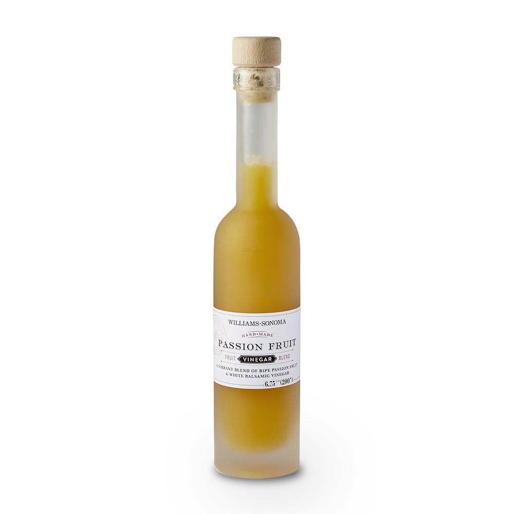 Williams Sonoma Passionfruit Fruit Blend Vinegar