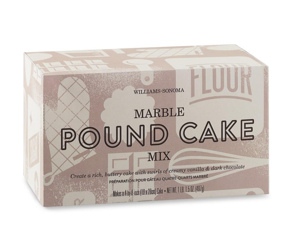 Williams Sonoma Pound Cake Mix, Marble