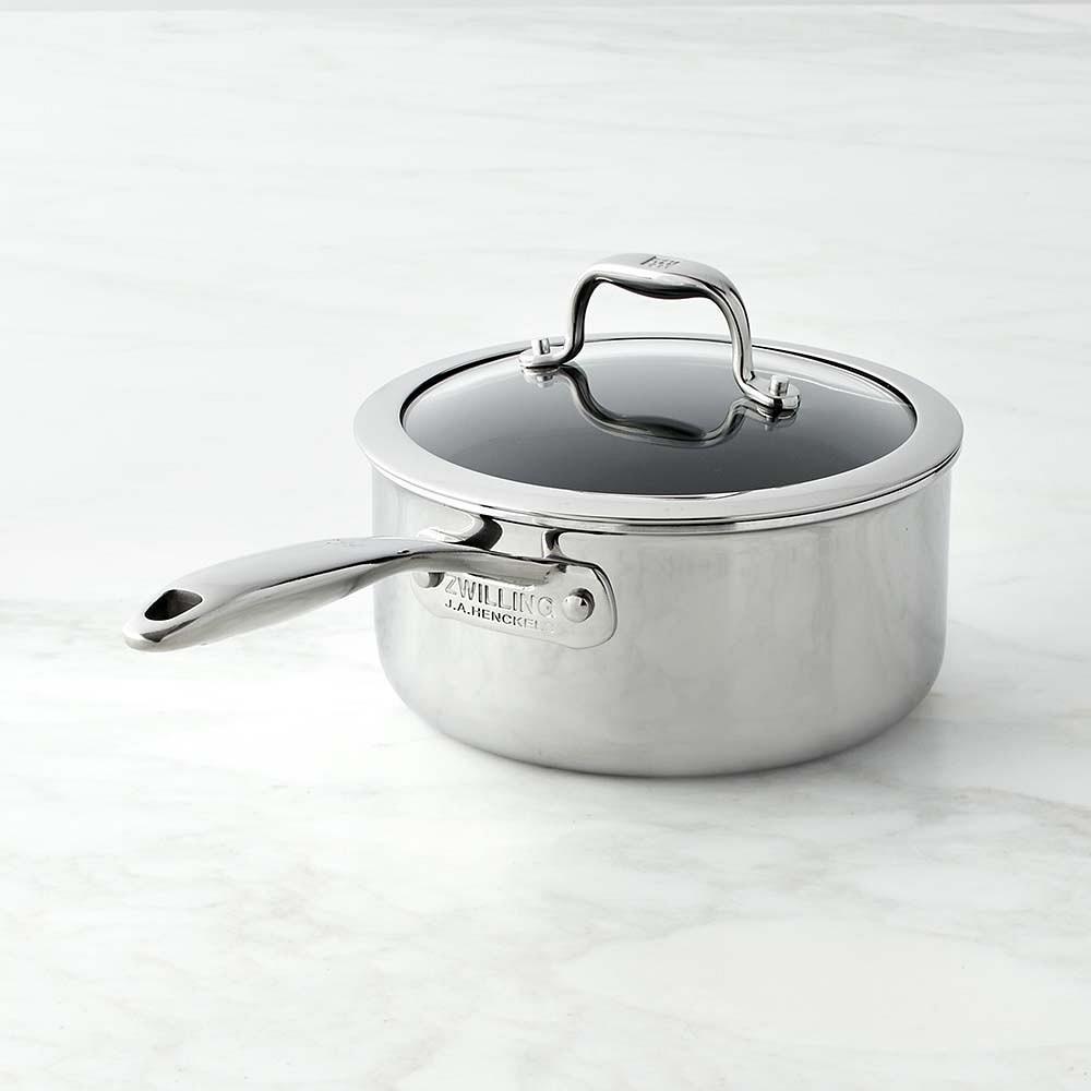 Zwilling Titanium Ceramic Non-Stick Saucepan